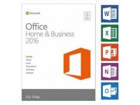 Microsoft Office 2016 Mac Home & Business DE
