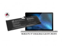 NewerTech Batterie MacBook Pro 15'' - A1382 - Li-Ion Polymer