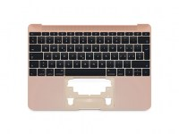 "Top Case MacBook 12"" Retina (2016/17) Rosegold"
