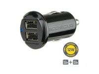 Scosche reVOLT c2 Dual Port USB Car Charger