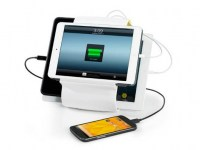 Kanex Sydnee - 4 USB Port Ladestation mit USB iPhone iPod iPad Weiss