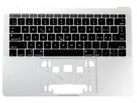 "Top Case MacBook Pro 13"" Retina - A1708 (2016/17) Silber"