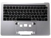 "Top Case MacBook Pro 13"" Retina - A1706 (2016/17) Space Grau"