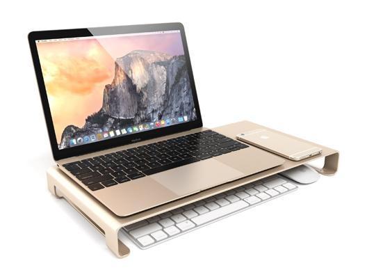 Satechi Slim Aluminum Stand für MacBook  - Gold